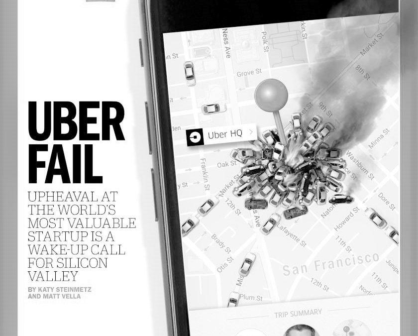 Uber Fail Time Cover