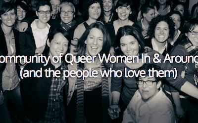 "Join me in New York at the ""Lesbians who tech + Allies"" conference."